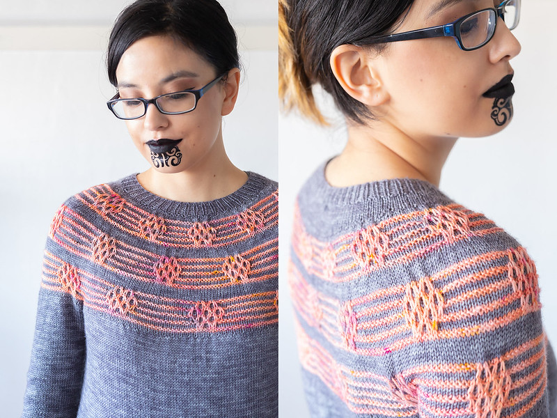Mauri Tau Pullover by Francoise Danoy