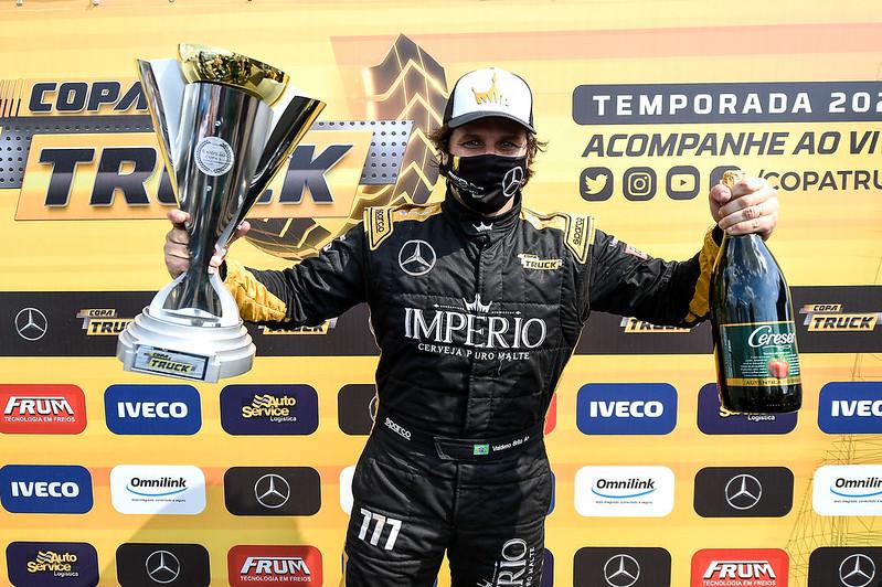 08/11/20 - Valdeno Brito fatura a 3ª Copa e garante seu lugar na grande final - Fotos: Duda Bairros