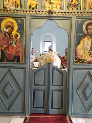 11 ноември 2020 г. - Празникът на св. вмчк Мина в храм Св. Параскева - Пловдив