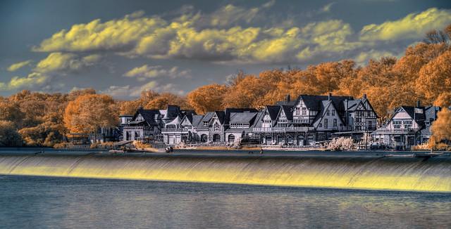 Boathouse Row (IR)