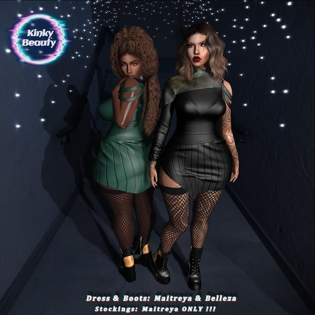 Kinky Beauty @ 4-Seasons Event