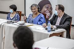 UNFPA field visits in Malawi