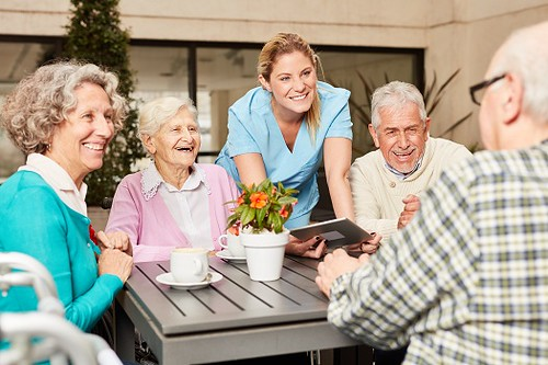 4 Ways to Boost the Dignity of an Aging Stroke Survivor