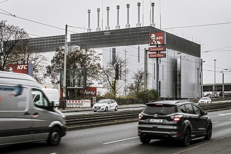 Frankfurt DE-CICS Internet Node