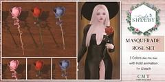 Simply Shelby Masquerade Rose Set
