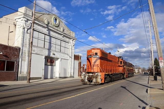 Traction Orange Diesel
