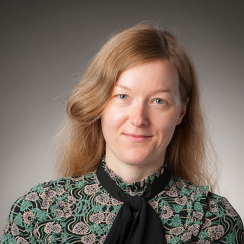 Photograph of Dr Tina Schilbach