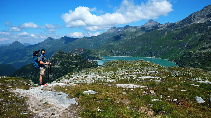 Tauernmoossee, Hohe Tauern National Park, Austria