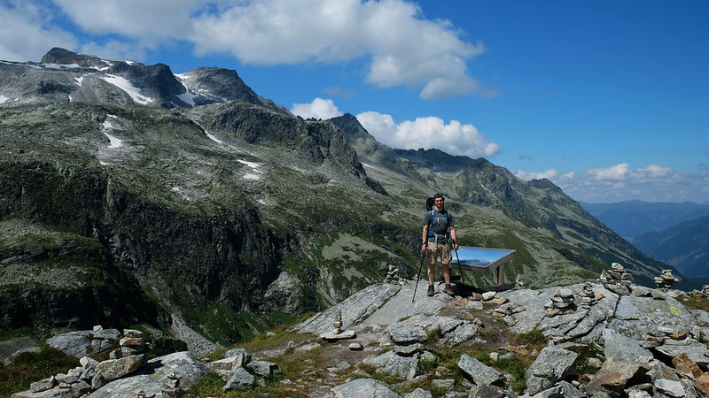 Weisssee Glacier World, Hohe Tauern National Park, Austria