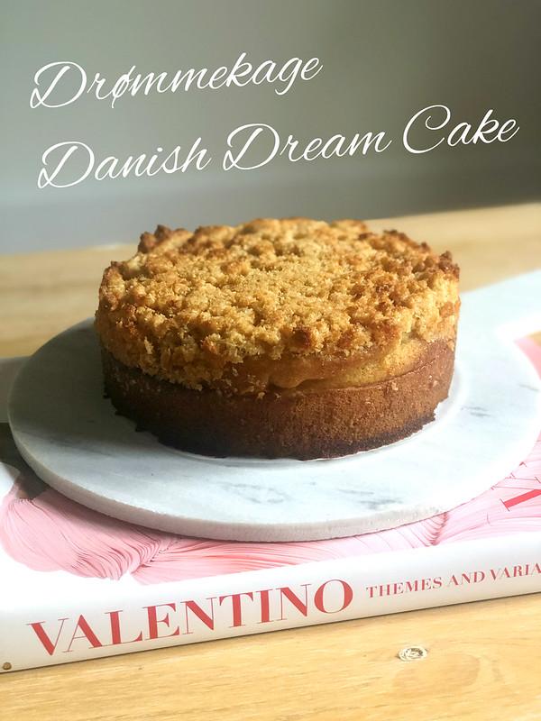 Drømmekage - Danish Dream Cake