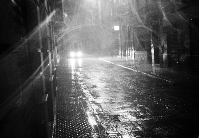 Rainy Sevilla street (3)