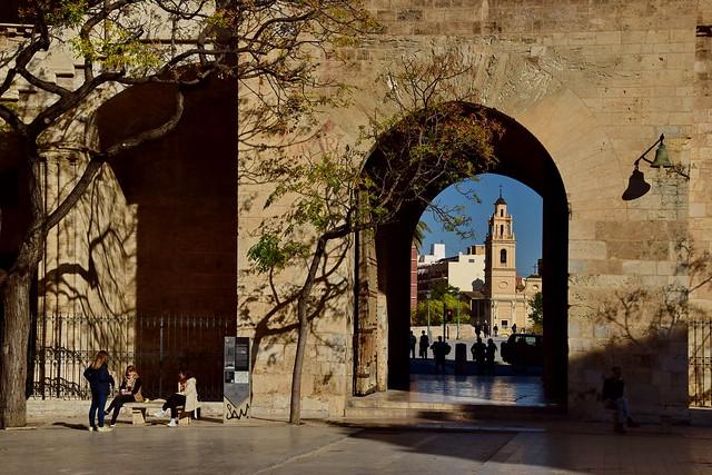 Gateway of Torres de Serranos
