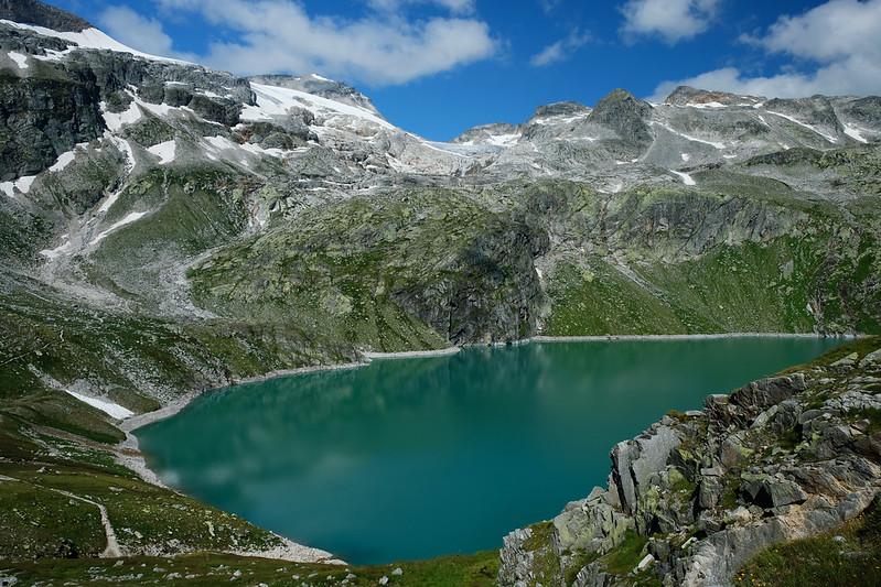 Weisssee, Hohe Tauern National Park, Austria