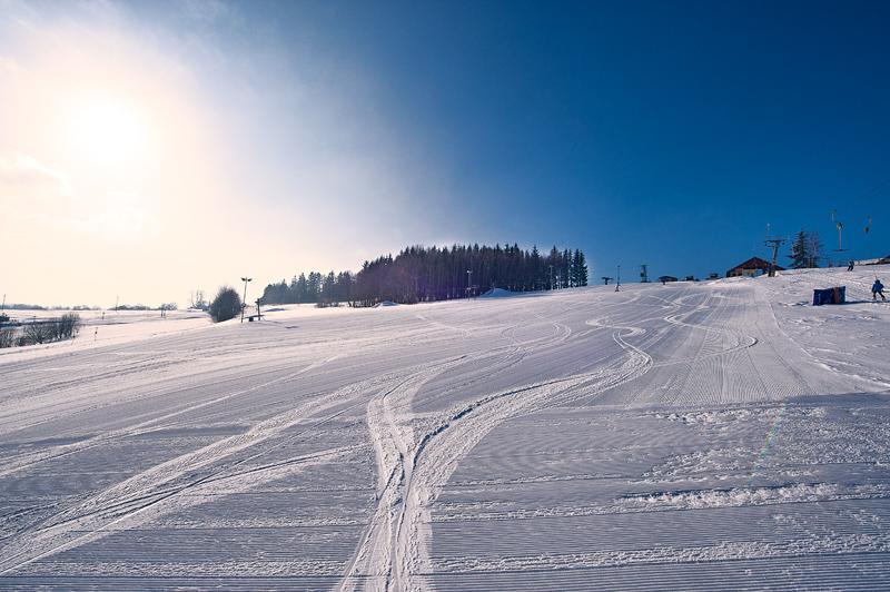 Vysoké nad Jizerou - Šachty
