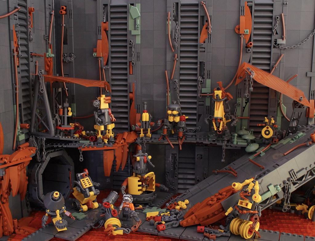 Bot Wars 2086 - the Repairman