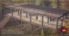 Trompe Loeil - Teja Modern Cabin for Collabor88 November