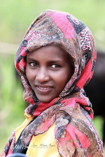 Ethiopienne à AWASSA