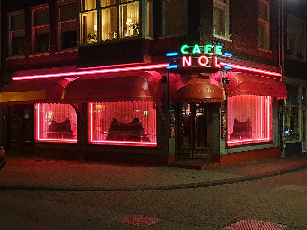 Café Nol, altijd lol -  in lockdown