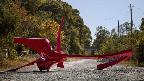 art publicart sculpture trail beltline atlanta georgia geotag