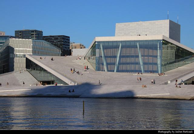 Operahuset, Oslo, Norway