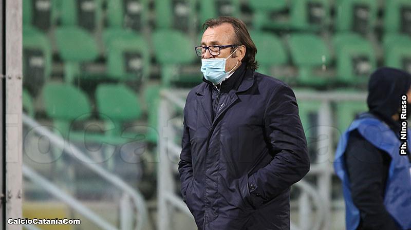 Vincenzo Guerini, responsabile dell'area tecnica rossazzurra