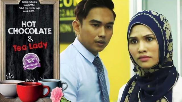 Drama HOT CHOCOLATE & TEA LADY