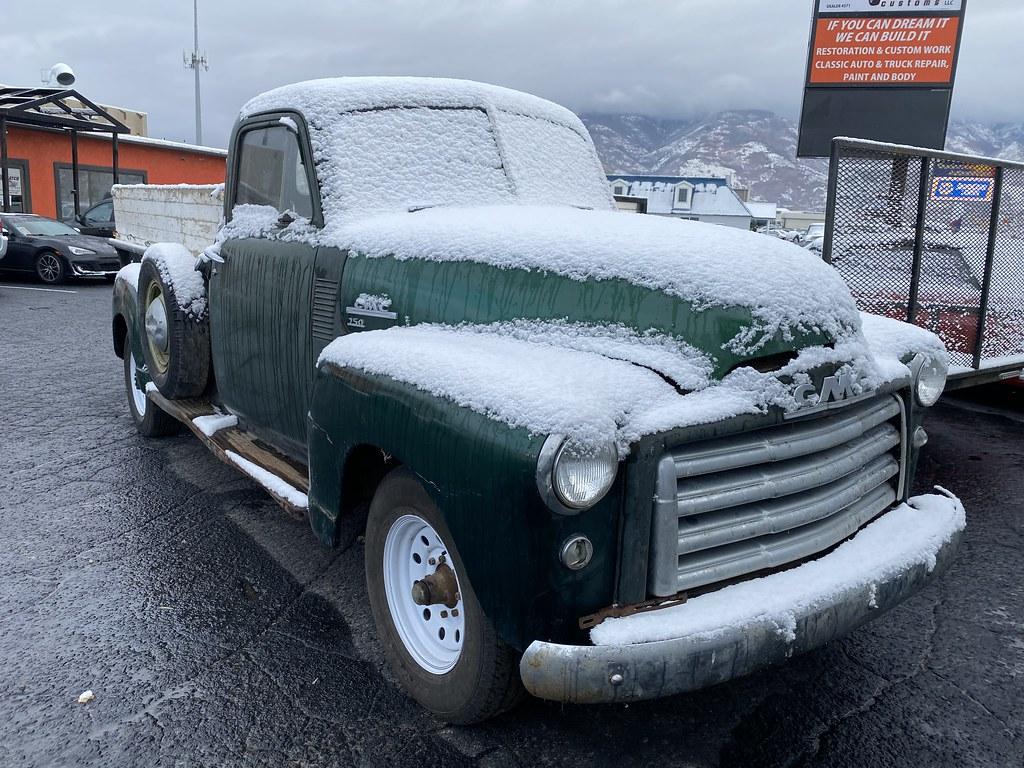 1951 GMC Truck 250