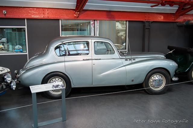 Sunbeam Mk III Saloon Rally Car - 1954