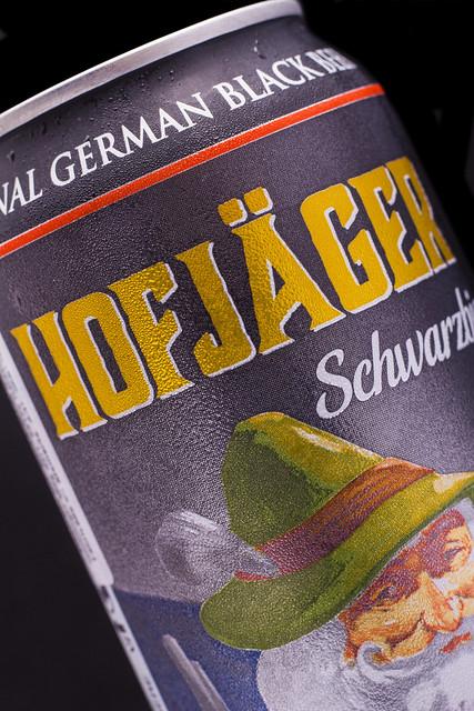 Hofjäger Schwarzbier