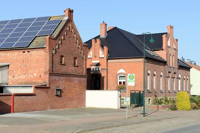 6494 Fischbeck (Elbe) ist ein Ortsteil der Gemeinde Wust-Fischbeck im Landkreis Stendal in Sachsen-Anhalt.