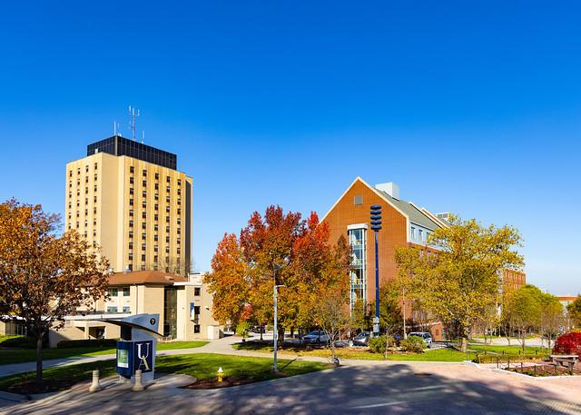 UA in Autumn