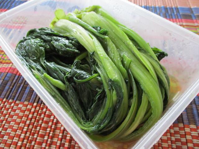 Angela's preserved vegetables