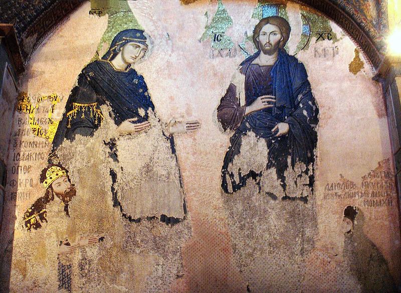 062-Христос с предстоящими