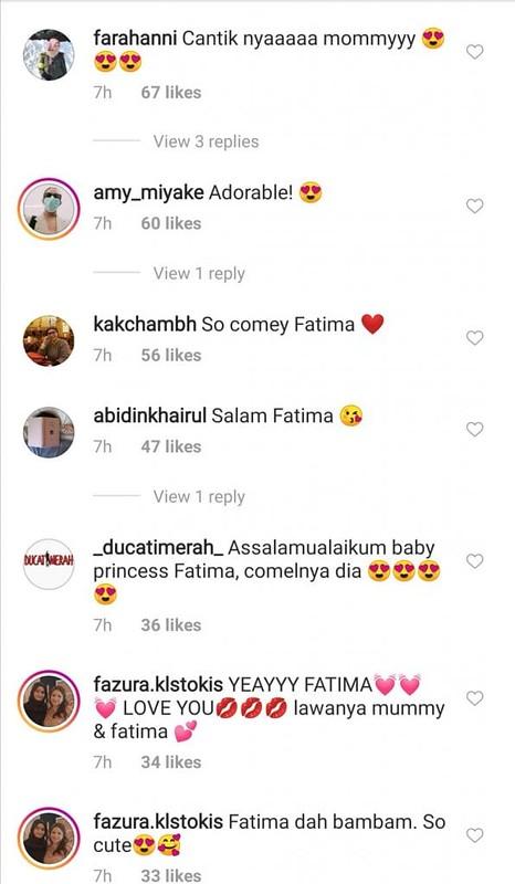 ANAK FATTAH AMIN FAZURA