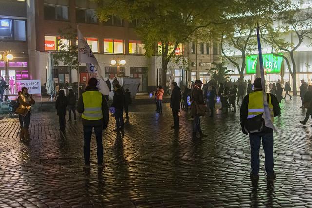 Querdenken Demo Oldenburg 11.11.2020