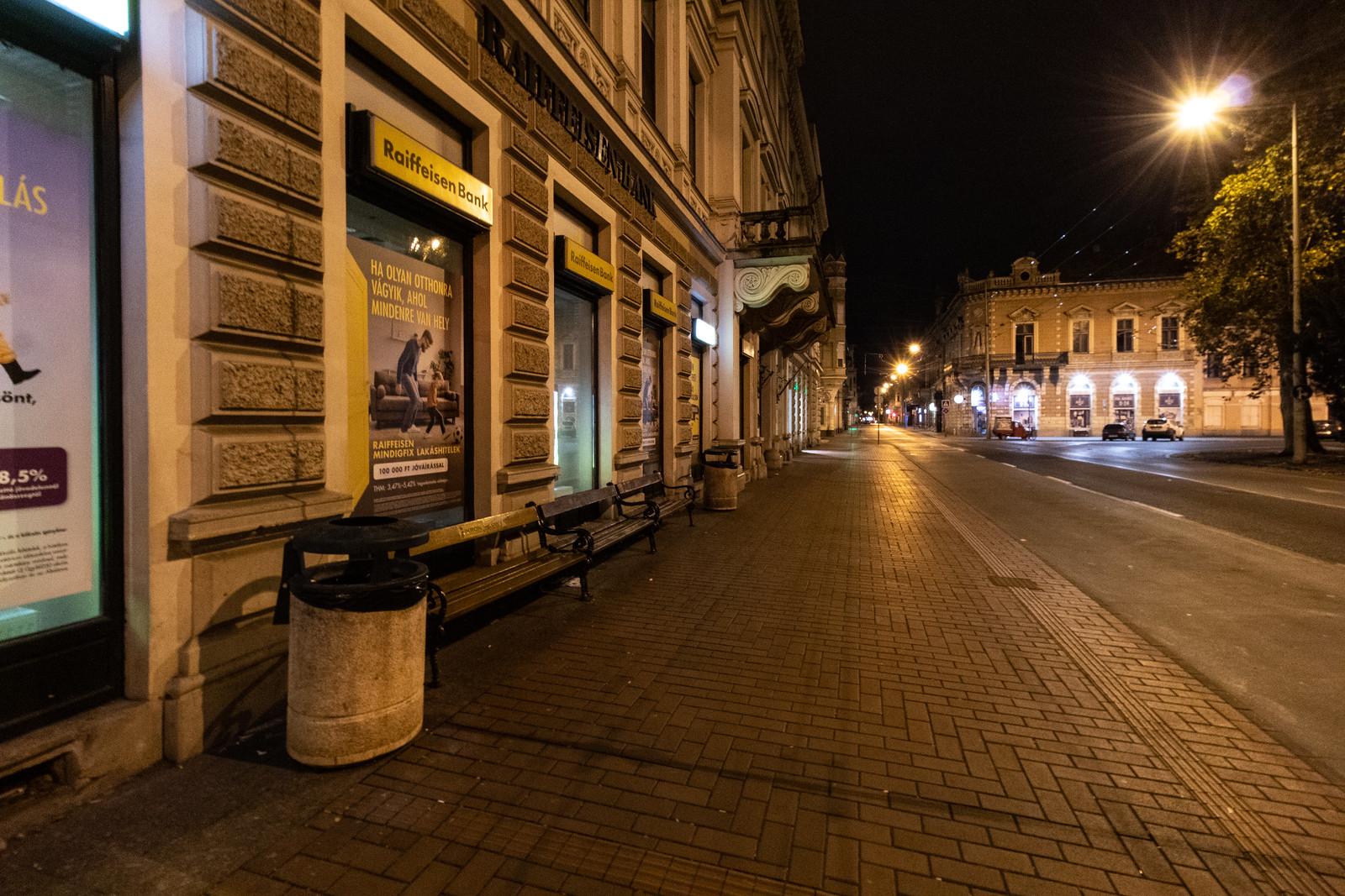 Szeged az egyik legjobban fertőző város az elmúlt 2 hét adatai alapján