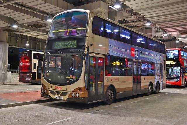 KMB AVW37 LM1173 - Jordan (West Kowloon Bus Terminus)