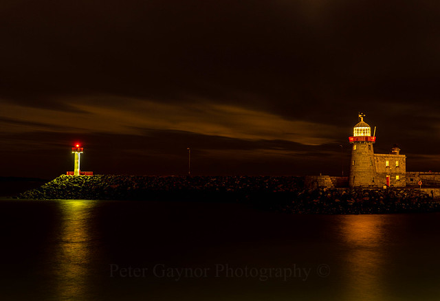 Howth Beacon and Lighthouse