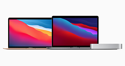 Apple says that with M1, things users do every day on the Mac feel noticeably faster and smoother.