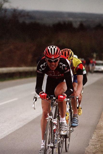 A CSC rider