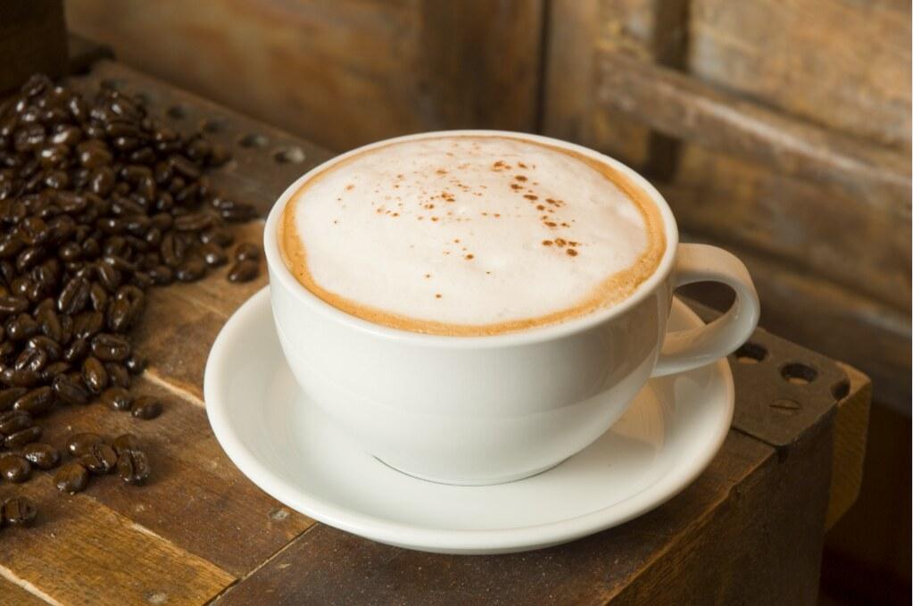 Breuvages chauds et réconfortants à l'Éco-café Au bout du monde