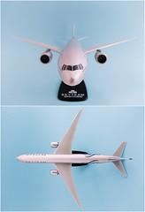KLM - Royal Dutch Airlines - Skyteam Scale 1-200 model Boeing B777-300ER #02.04 PH-BVD