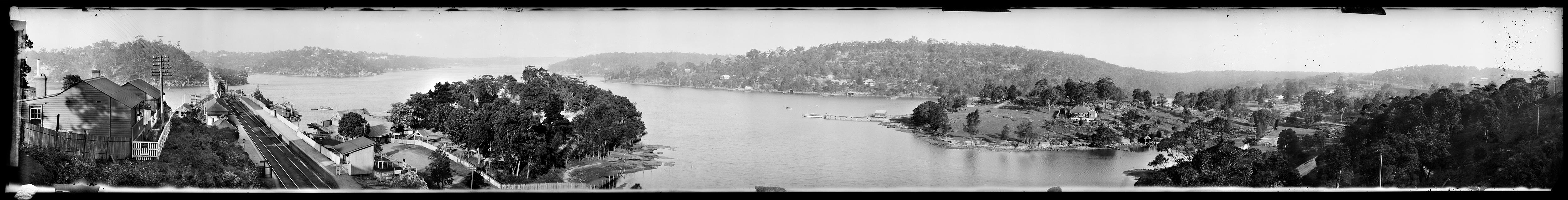 Como, Sydney, 1921-1925, by Rex Hazlewood