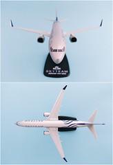 KLM - Royal Dutch Airlines - Skyteam Scale 1-200 model Boeing B737-900 #04 PH-BXO