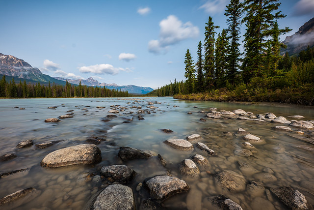 Rocky Athabasca River