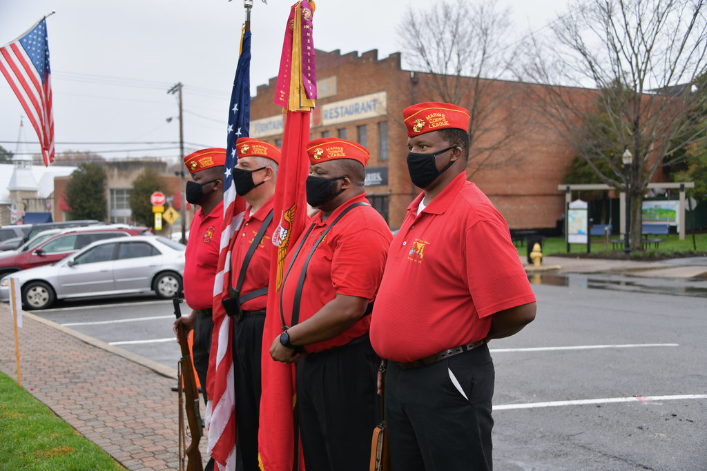 Veterans Day Wreath Laying