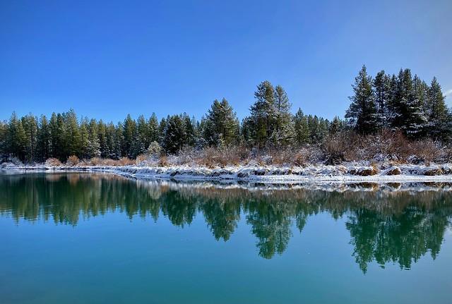 Dillon Falls to Aspen Meadow