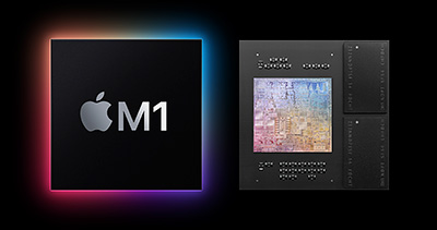 With its profound increase in performance and efficiency, M1 delivers the biggest leap ever for the Mac.