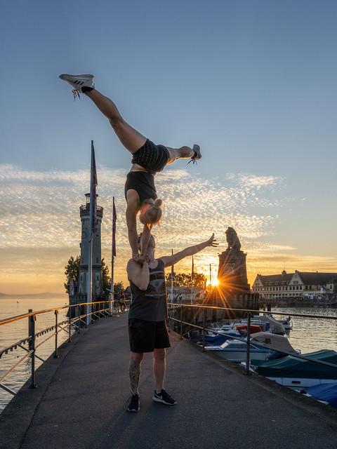 Lindau Acrobatics - Lindau Akrobatik