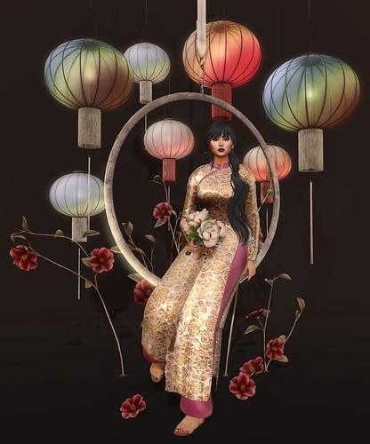 Dark Water Designs - Camellias & Magnolias